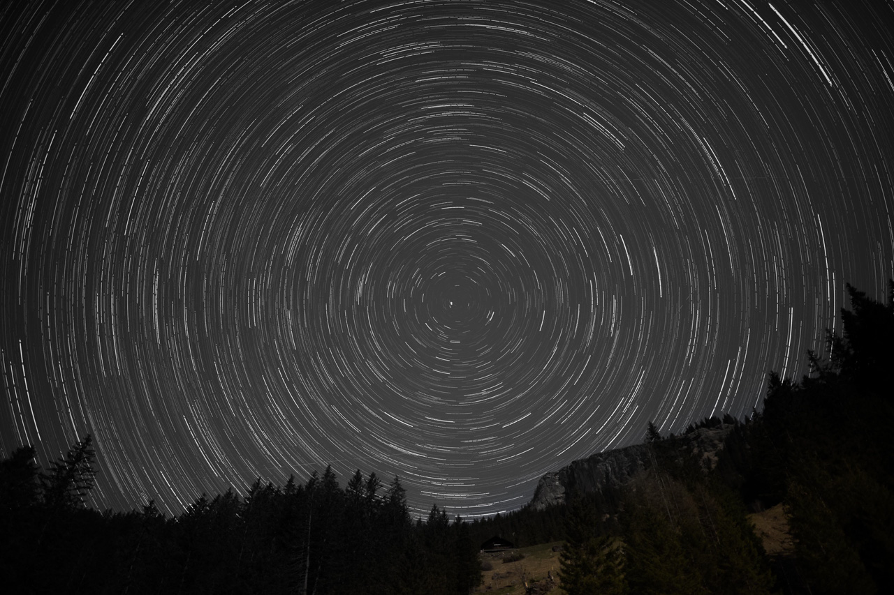Workshop Startrails